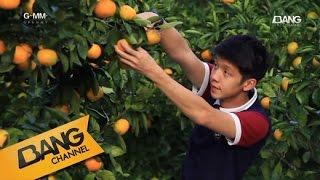 """""""อุ้ม-ว่าน"""" สนุกกับกิจกรรมเก็บส้มที่ Farm stay ที่เมือง Tanabe"""