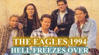 Rock Love Songs All -HELL FREEZES OVER /THE EAGLES 1994