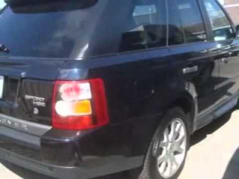 2008 Land Rover Range Rover Sport HSE SUV – Creve Coeur, MO