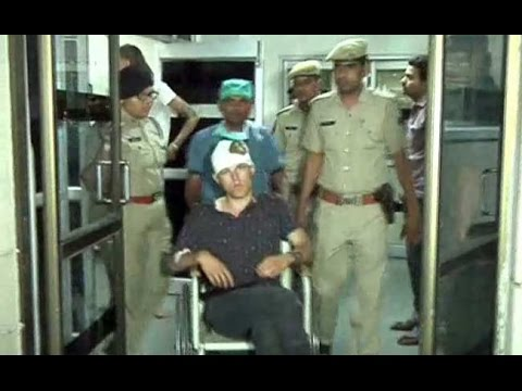 Spanish Couple Attacked In Ajmer | Woman Molested By Goons thumbnail