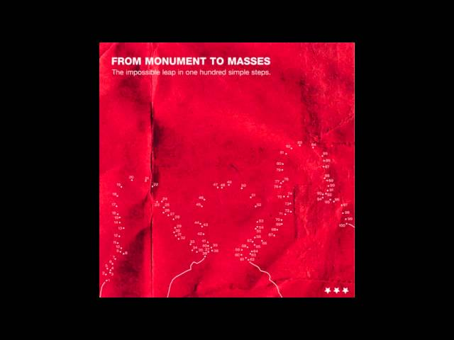From Monument To Masses - Old Robes