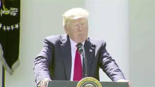 Fact Check: President Trump's remarks on leaving the Paris climate accord