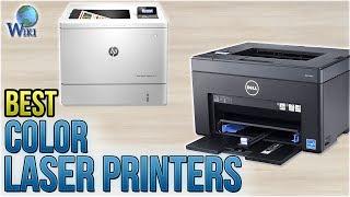 9 Best Color Laser Printers 2018