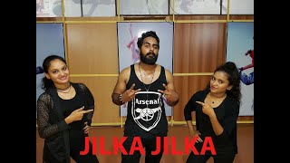 JILKA JILKA KANNADA MOVIE SONG DANCE COVER BY MANU