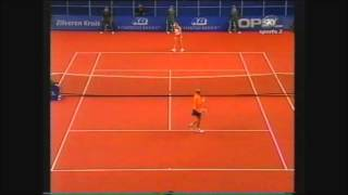 Mary Pierce vs Brenda Schultz-McCarthy Fed Cup Final 1997