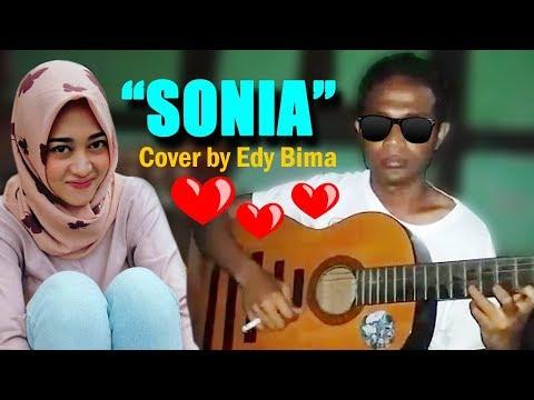 SONIA - Abiem Ngesti (Cover) by Edy Gitaris Bima Tunanetra   Akustik