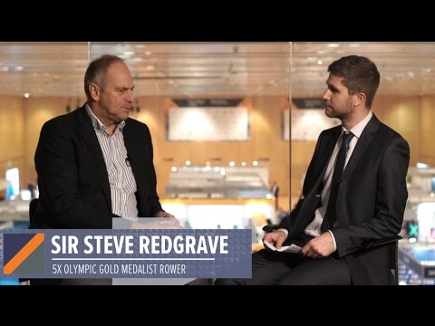 Sir Steve Redgrave: Winning Olympic gold with diabetes