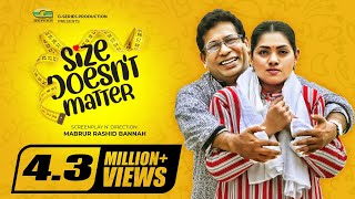 Size Doesn't Matter😍| Bangla New Full Natok 2020 | Mosharraf Karim | Tisha | Bannah |G Series Drama