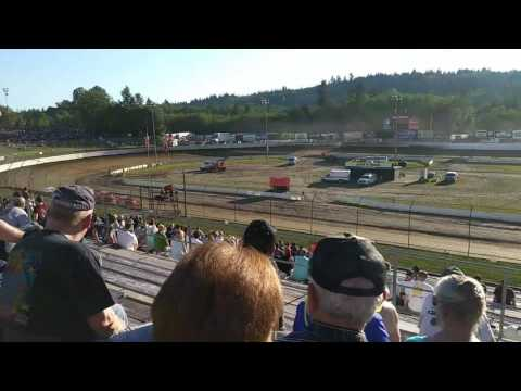 Mel Decker Racing 6/24/17 Skagit Speedway