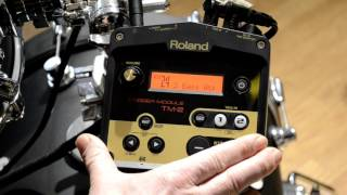 Roland TM2 Overview with Riley Bradley of Gelb Music