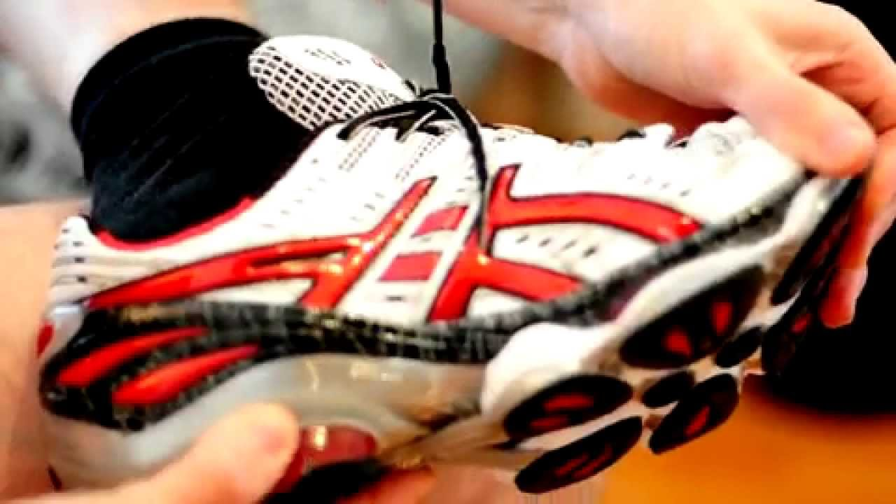 aaf81e6263d5 Asics Gel Kinsei 2 Play - YouTube