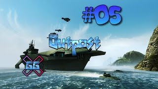 Carrier Command Gaea mission : Episode Outpost #05