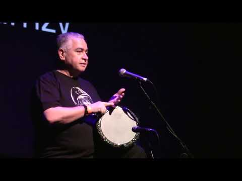 Hossam Ramzy Egyptian Percussionist - Analogue to Digital Music Expo 2013