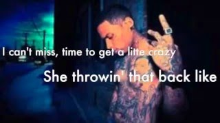 Kid Ink- Rewind Ft. Akon (Nights like this) (Lyrics)