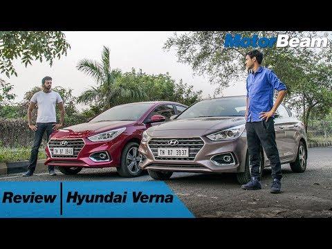Hyundai Verna Review - Executive Decision   MotorBeam