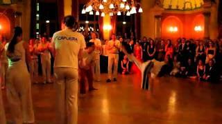 34. Mitternachtsball WS09/10 -  Capoeira