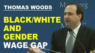 Concise Summary of the Facts about the Wage Gap Myth - Thomas Woods