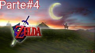 The Legend Of Zelda Ocarina Of Time #4 la caverna dodongo