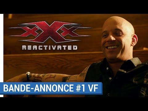 xXx : REACTIVATED - Première bande-annonce (VF) [au cinéma le 18 janvier 2017]