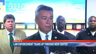 Local agencies to establish regional violent crime center - NBC 15 News, WPMI