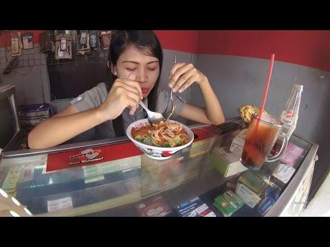 Indonesia Jakarta Street Food 1082 Part.2 Cirebon KabitaChickenNoodles Mie Ayam KabitaMamahJajat5961
