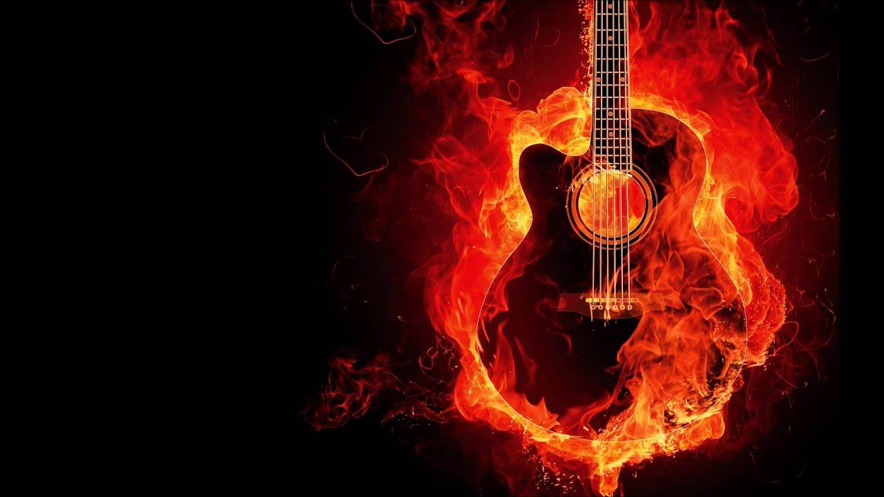 Guitar Fire - Pop Rock Musical Base - YouTube