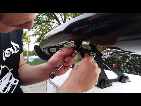 How To Install A Carbon Fiber Spoiler