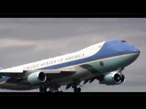 Funny ATC as President Obama Departs Boston Logan on Air Force One 6-26-2012