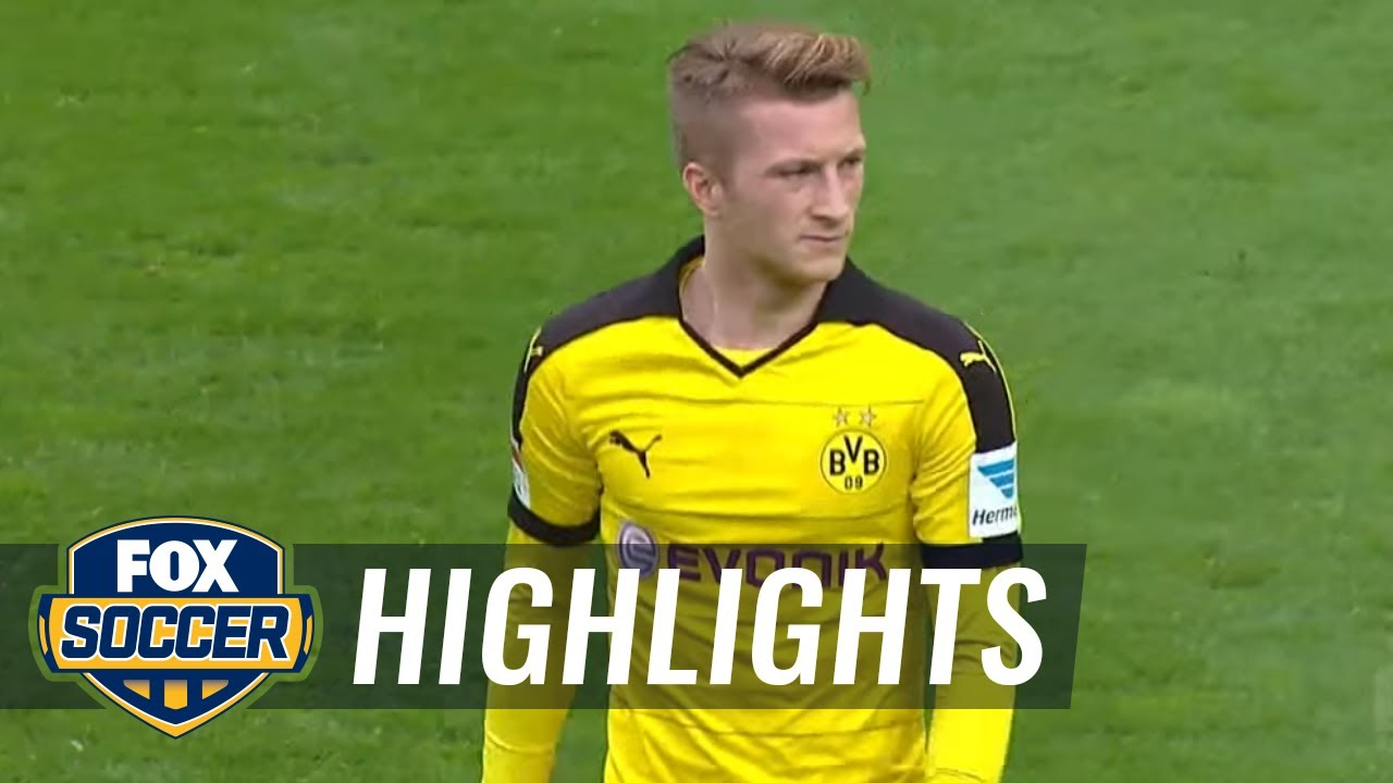 dortmund augsburg highlights