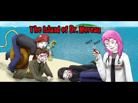 The Island of Doctor Moreau Review (with Oancitizen, JewWario and The Rap Critic)