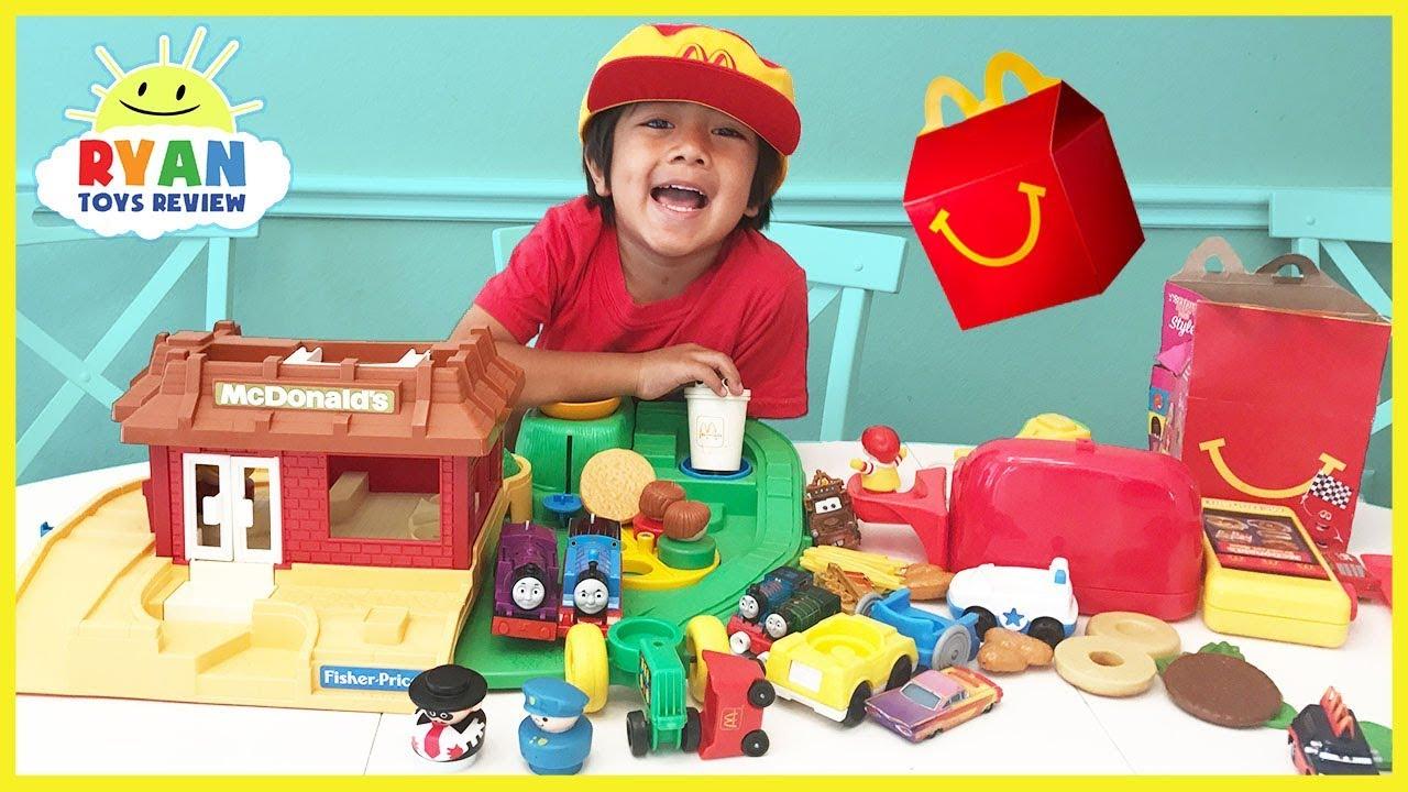 Mcdonalds Toys Pretend