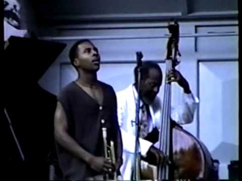Roy Hargrove live in NYC + Jackie McLean tribute to Charlie Parker.mpg