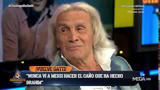 ¡GATTI REGRESA A 'EL CHIRINGUITO' CON MÁS FUERZA QUE NUNCA!