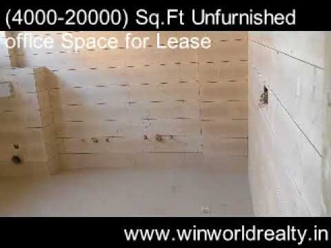 (4000-20000)Sq.Ft Unfurnished Office Space for Lease in Gurgaon # 93