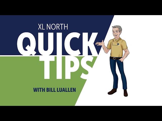 XL North Quick Tip #8: Decrease Time Spent on Concrete Edge Work