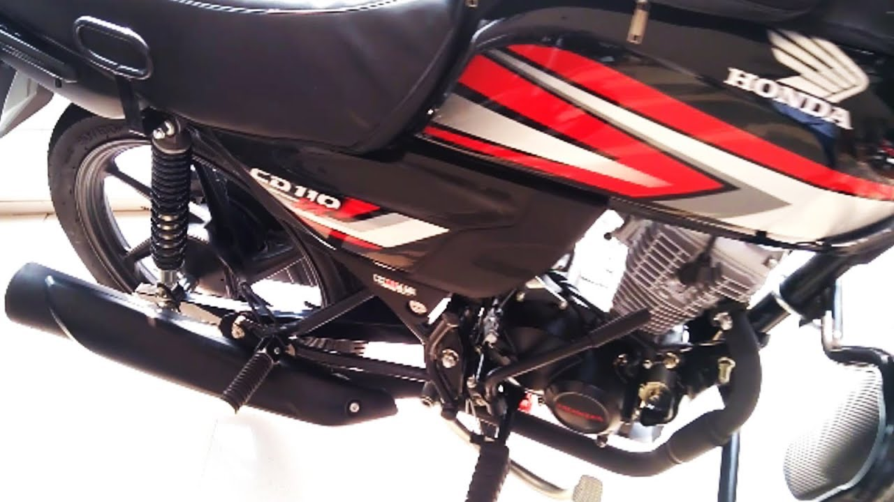 Honda Cd 110 Dream Dx Complete Review Including Engine Price Motorcycle Specifications Mileage