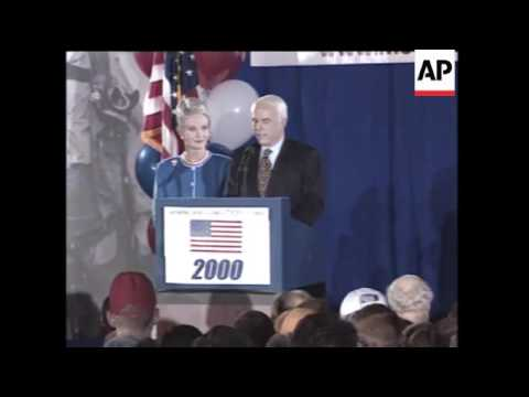 US New Hampshire McCain Campaign 2000