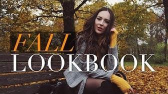 FALL LOOKBOOK 2017 | Ida Starck