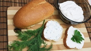 Крем сыр  Рецепт