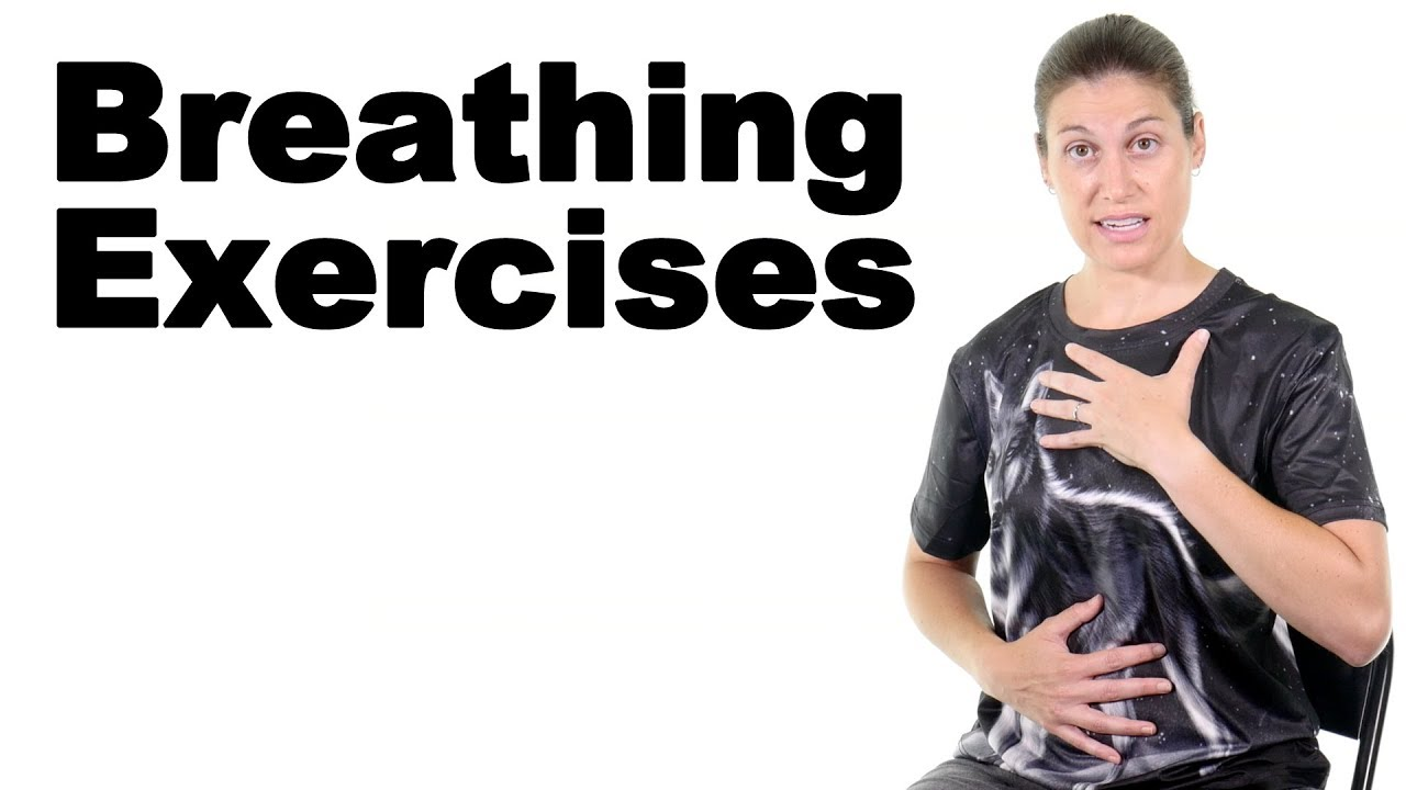 Breathing Exercises For Copd Asthma Bronchitis Emphysema Ask Doctor Jo Youtube