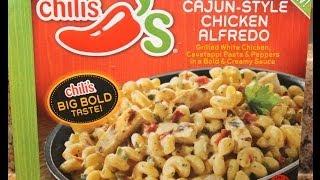 Chili's: Cajun-style Chicken Alfredo Food Review