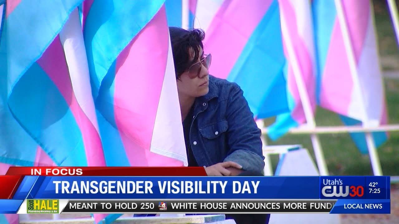 Utah honors Trans Day of Visibility by raising awareness