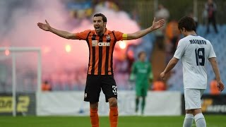 Stal 3-3 Shakhtar. All goals(On April 10, in the Ukrainian League Matchday 21 game, Shakhtar met with Stal Dniprodzerzhynsk. More on game: shakhtar.com/en/news/37482., 2016-04-10T17:59:47.000Z)