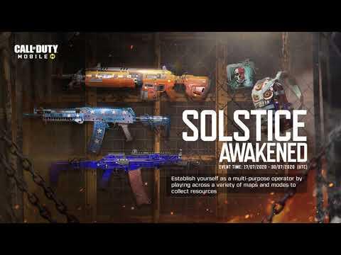 Call of Duty®: Mobile - Solstice Awakened