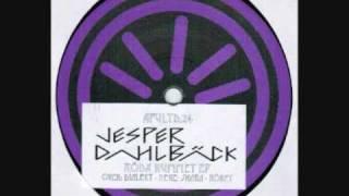 Jesper Dahlback-dialekt