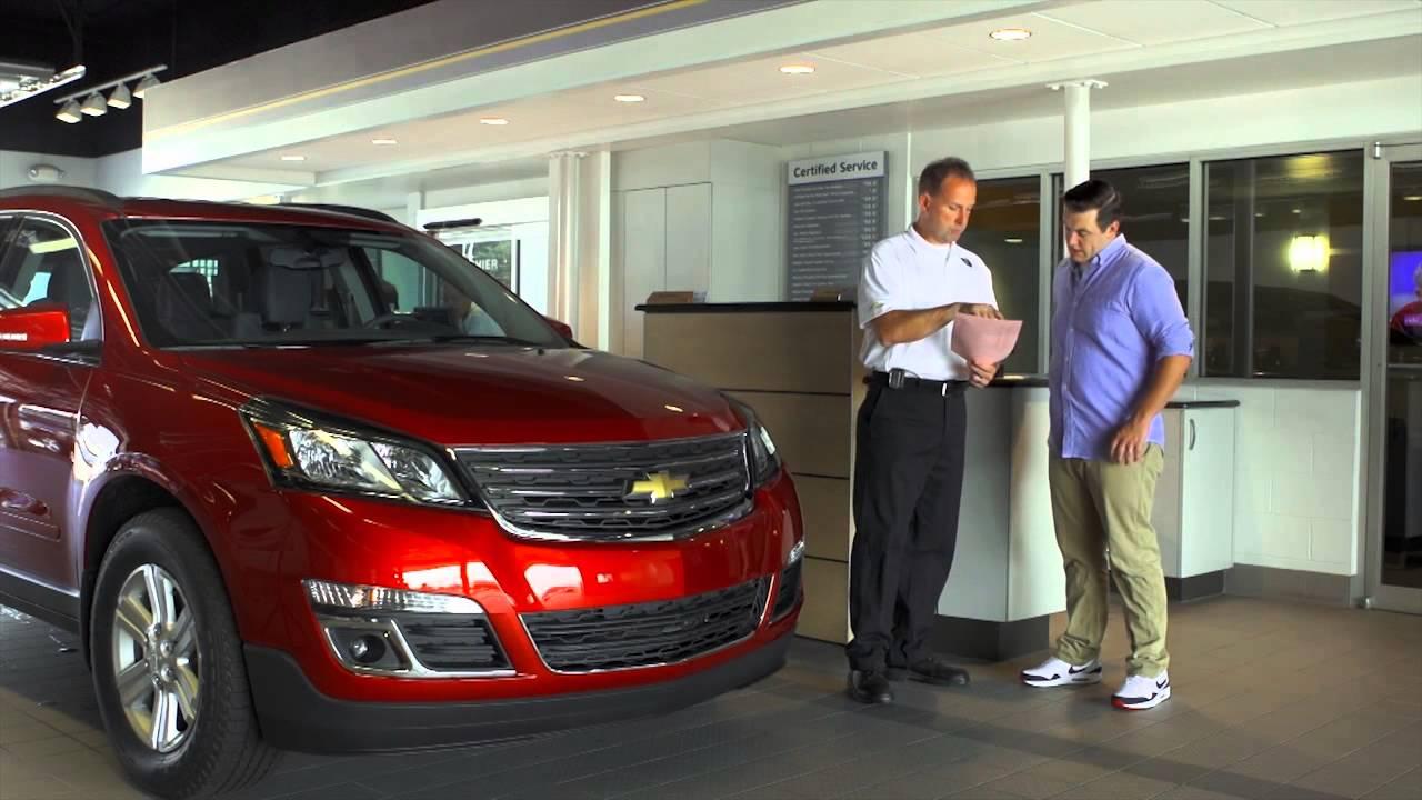 Metro Detroit Chevy Dealers Service Commercial YouTube - Chevrolet dealers detroit