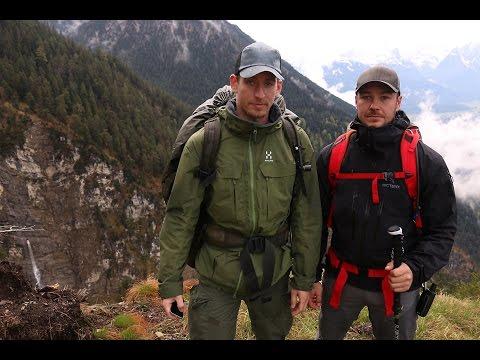 Wetter für zwei - Adventure Vlog 2 - Haglöfs Ares GTX Jacket, Energy Cake