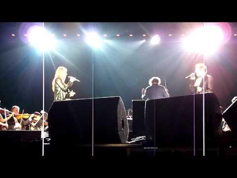 Anastacia live @ Night Of The Proms, Stockholm/Sweden, 27. September 2012