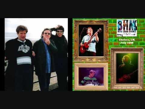 Jack Bruce/ Gary Moore/ Gary Husband- Ashburnham Centre, Chelsea, London 7/18/98
