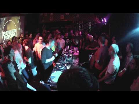 Jimpster Boiler Room DJ set
